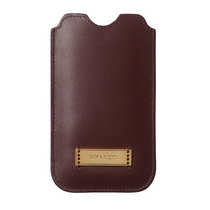 Чехол для iPhone Nina Ricci Evidence Burgundy